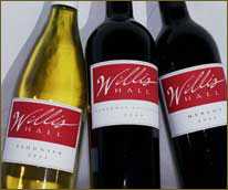 Willis Hall Wines